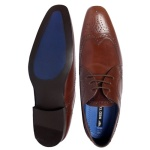 Red Tape Wingtip Oxford Brogues