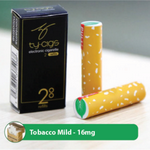 TyCigs Electronic Cigarette Refills 2pcs Tobacco Mild