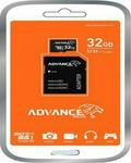 Advance Media 32GB MicroSD Memory Card