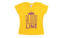 Wots Apparel Company Fruit Of The Loom For Girls Royal Line