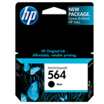 HP 564 Original Ink Cartridge - Black