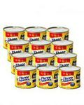 Three Crowns Filled Evaporated Tin Milk 170g - Pack of 12 Tins