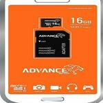 Advance Media 16GB Micro SD Memory Card