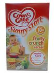 Cow & Gate Sunny Start 10 Months Onwards Fruity Crunch Cereal (250g)