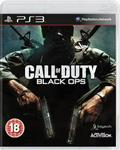 Activision Ps3 Call Of Duty: Ops Black