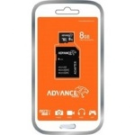 Advance 8GB MICRO SD Card