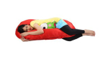 Fuseglom Maternity Pillow Red