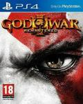 Sony Computer Entertainment Ps4: God Of War 3 Remastered