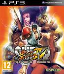 Super Street Fighter IV PlayStation 3 Game