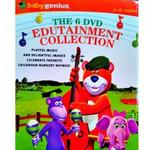 The 6 Dvd Edutainment Collection